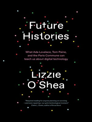 cover image of Future Histories