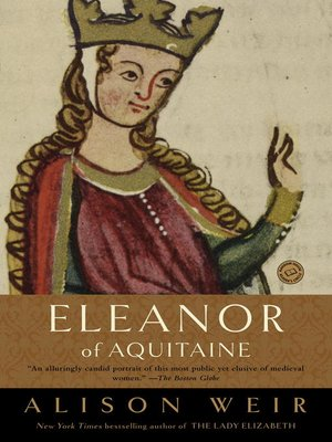 cover image of Eleanor of Aquitaine