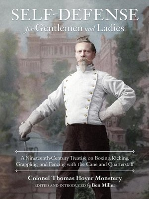 cover image of Self-Defense for Gentlemen and Ladies