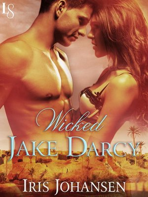 cover image of Wicked Jake Darcy
