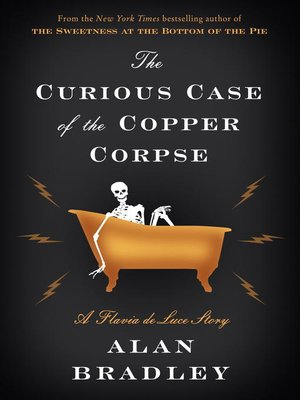 cover image of The Curious Case of the Copper Corpse