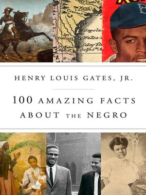cover image of 100 Amazing Facts About the Negro