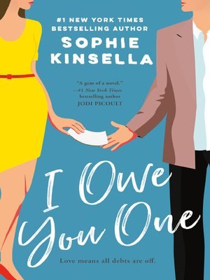 cover image of I Owe You One