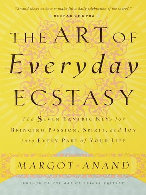 cover image of The Art of Everyday Ecstasy