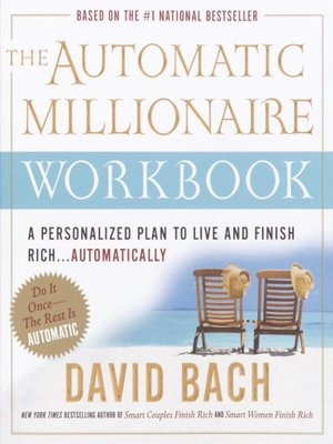 cover image of The Automatic Millionaire Workbook