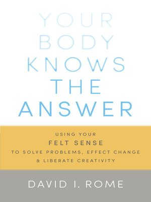 cover image of Your Body Knows the Answer