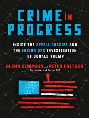 cover image of Crime in Progress
