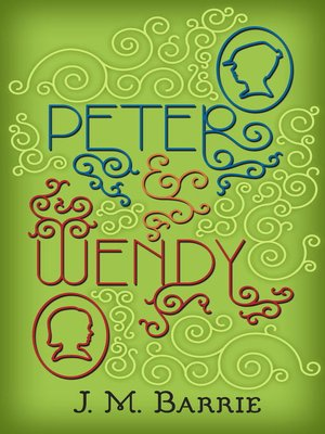 cover image of Peter and Wendy