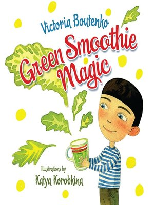 cover image of Green Smoothie Magic