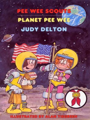 cover image of Planet Pee Wee