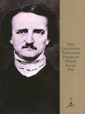 cover image of The Collected Tales and Poems of Edgar Allan Poe