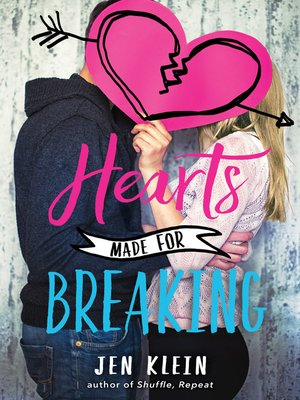 cover image of Hearts Made for Breaking