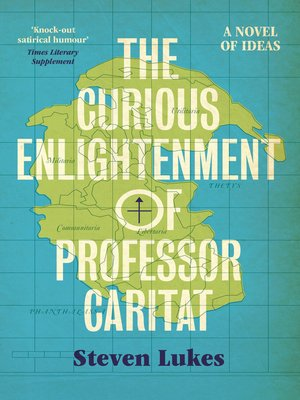 cover image of The Curious Enlightenment of Professor Caritat