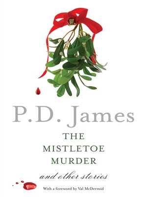 cover image of The Mistletoe Murder