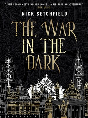 cover image of The War in the Dark