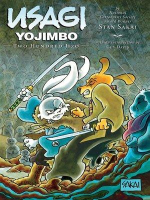 cover image of Usagi Yojimbo (1987), Volume 29