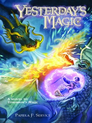 cover image of Yesterday's Magic