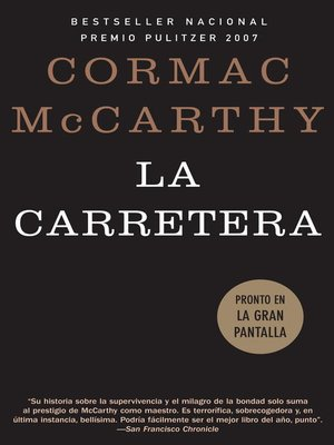 cover image of La Carretera