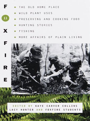 cover image of Foxfire 11