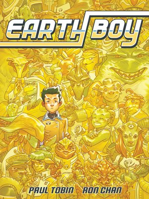 cover image of Earth Boy
