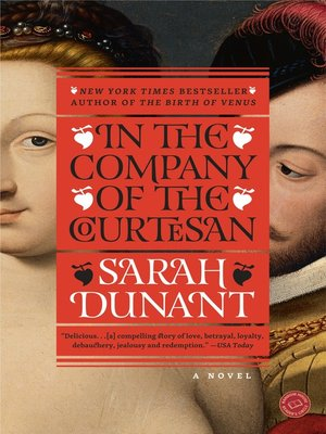 cover image of In the Company of the Courtesan