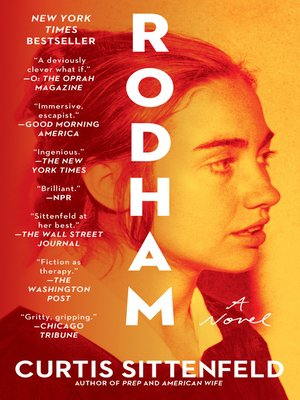 cover image of Rodham
