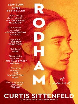 Rodham Book Cover