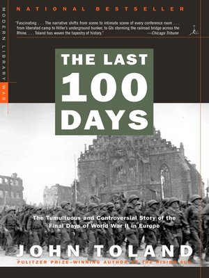 cover image of The Last 100 Days