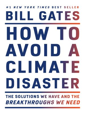 cover image of How to Avoid a Climate Disaster