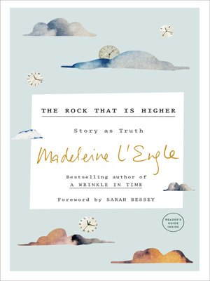 cover image of The Rock That Is Higher