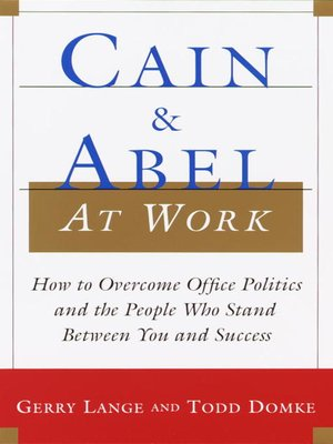 cover image of Cain & Abel at Work