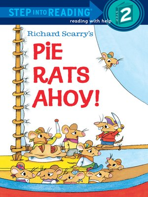 cover image of Richard Scarry's Pie Rats Ahoy!