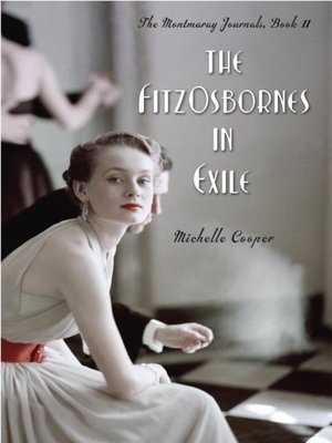 cover image of The FitzOsbornes in Exile