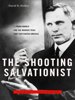 cover image of The Shooting Salvationist