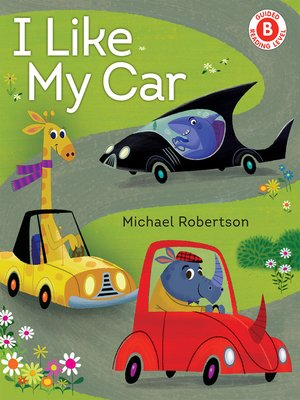 cover image of I Like My Car