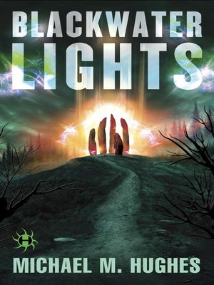 cover image of Blackwater Lights