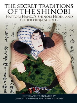 cover image of The Secret Traditions of the Shinobi