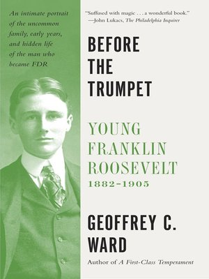 cover image of Before the Trumpet