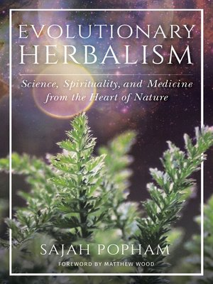 cover image of Evolutionary Herbalism