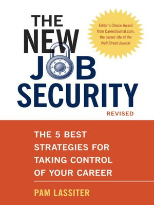 cover image of The New Job Security, Revised