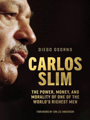 cover image of Carlos Slim