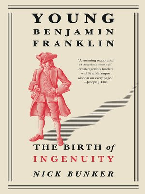 cover image of Young Benjamin Franklin