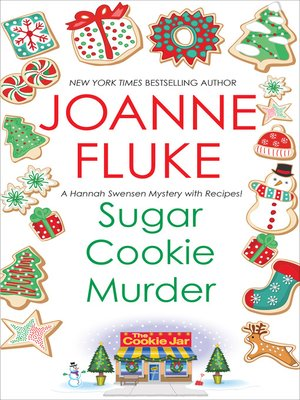 cover image of Sugar Cookie Murder