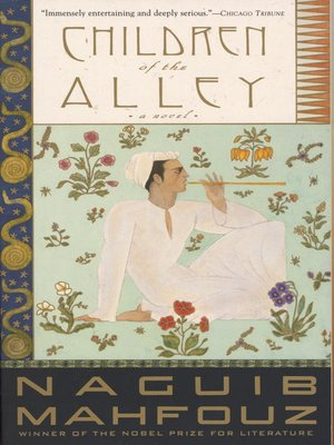 cover image of Children of the Alley