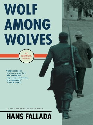 cover image of Wolf Among Wolves