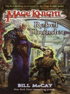 cover image of Rebel Thunder