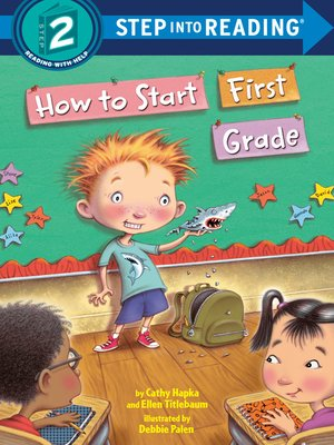 cover image of How to Start First Grade