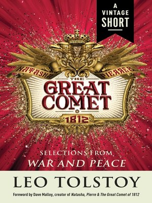 cover image of Natasha, Pierre & the Great Comet of 1812