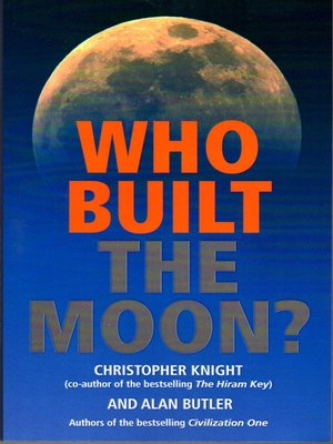 cover image of Who Built the Moon?