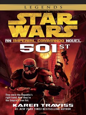 cover image of 501st: An Imperial Commando Novel
